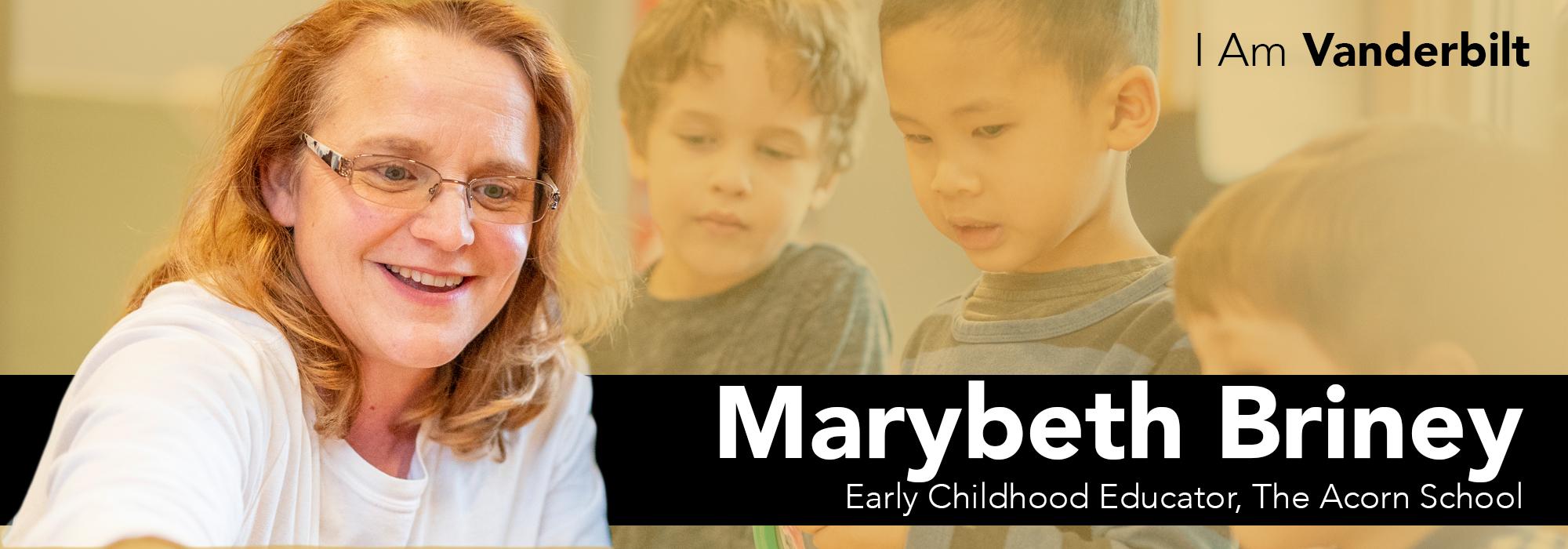 I Am Vanderbilt: Marybeth Briney