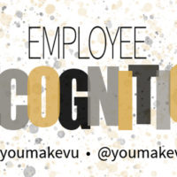Employee Recognition You Make VU