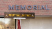'Perry Wallace Way' dedicated in honor of first African American varsity basketball player in the SEC