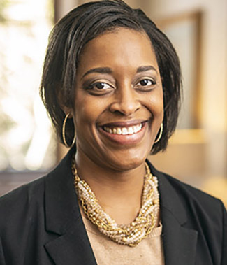 Candice Storey Lee, interim vice chancellor for athletics and university affairs and interim athletic director (Vanderbilt University)