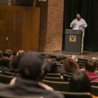 Murray Lecture featuring Harvard Professor Anthony Abraham Jack (Anne Rayner/Vanderbilt)