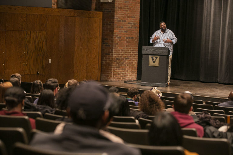 Black History Month Celebrated at Vanderbilt University