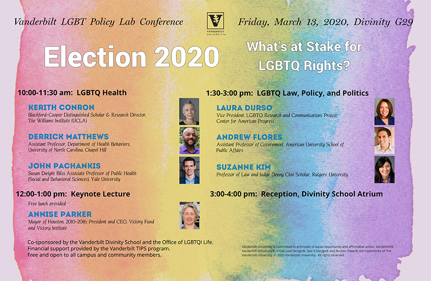 2020 LGBT Policy Lab conference
