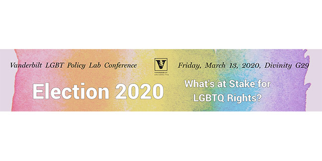 LGBT Policy Lab Conference 2020