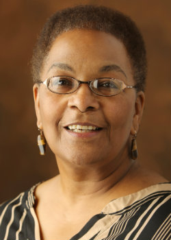 studio headshot of Phillis Sheppard (photo by Vanderbilt University)
