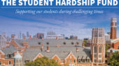 Student Hardship Fund created to help students in need