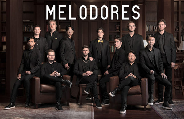 The Vanderbilt Melodores 2019-20 members. (courtesy of the Melodores)