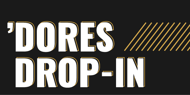 'Dores Drop-In graphic