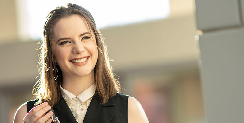 Qualities Applicable to Music and Medicine: Rachel Miles, BMUS'20