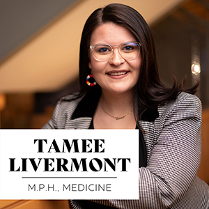 Helping Native Americans battle COVID-19: Tamee Livermont, MPH'20