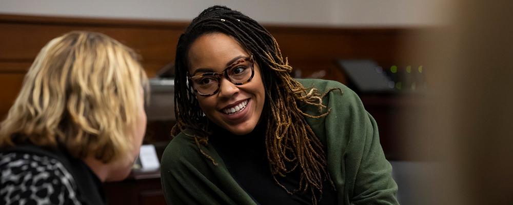 Brittany Hunter, MBA'20