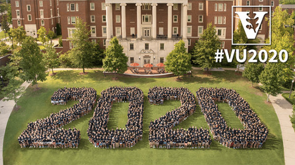Zoom background Class of 2020