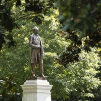 Commodore Cornelius Vanderbilt statue (Vanderbilt University)