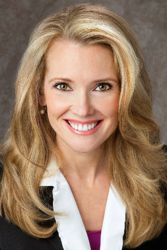 studio headshot of Shelli Yoder, courtesy of Indiana University Kelley School of Business