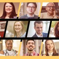 Vanderbilt Class of 2020 graduates composite