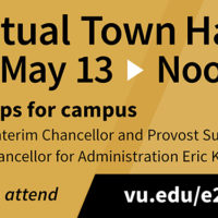 Virtual Town Hall May 13