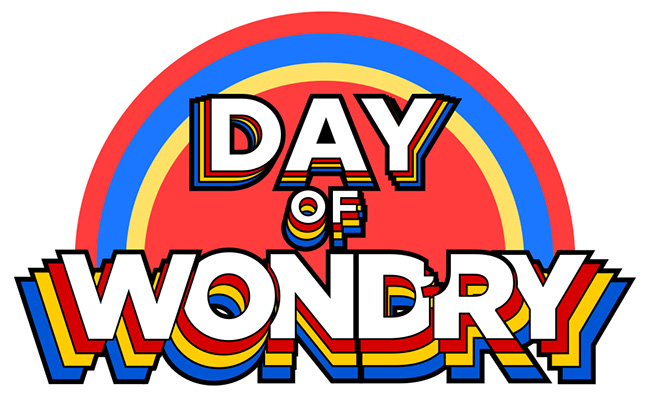 Day of Wond'ry logo