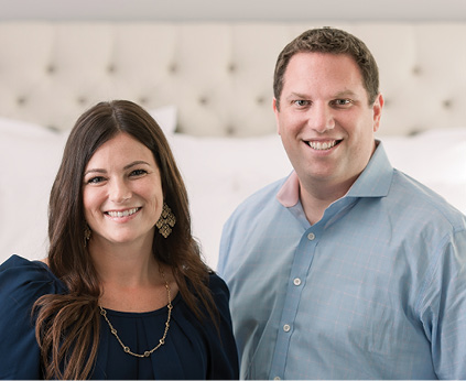 Missy and Scott Tannen