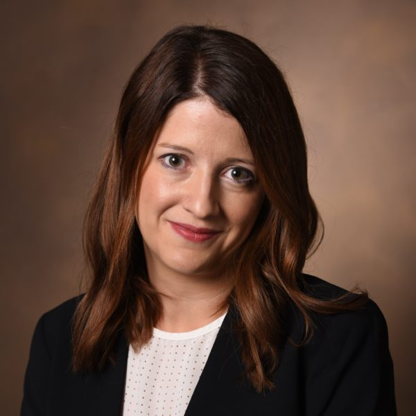 Andrea Bordeau, director of global safety and security