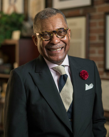 André L. Churchwell, vice chancellor for equity, diversity and inclusion and chief diversity officer