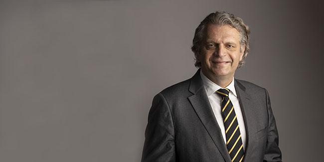 Daniel Diermeier, Vanderbilt University's ninth chancellor (Vanderbilt University)