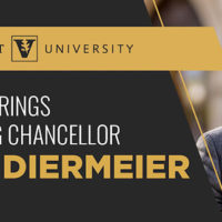 Virtual Gatherings with Incoming Chancellor Daniel Diermeier