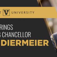 Virtual Gatherings with Incoming Chancellor Daniel Diermeier