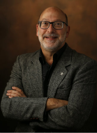 studio headshot of David Weintraub by Vanderbilt University