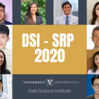 Data Science Institute Summer Research Program 2020 photo grid