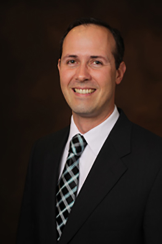 Ben Harris, senior lecturer in vocal music and incoming Faculty Senate vice chair