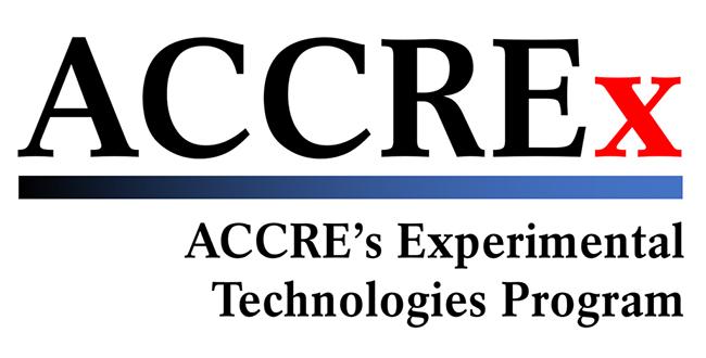 ACCREx: ACCRE's Experimental Technologies Program