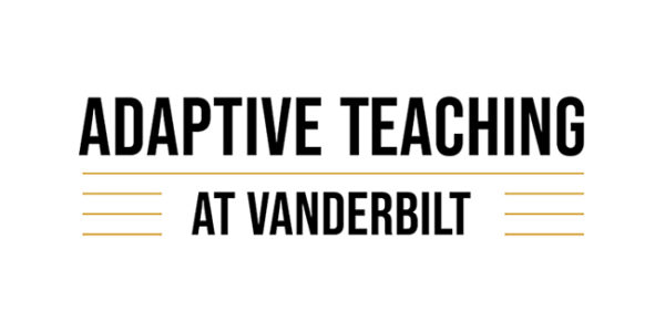 Adaptive Teaching at Vanderbilt logo