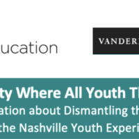 """A City Where All Youth Thrive"" webinar featuring Maury Nation"