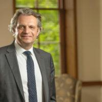 Chancellor Daniel Diermeier (John Russell/Vanderbilt University)