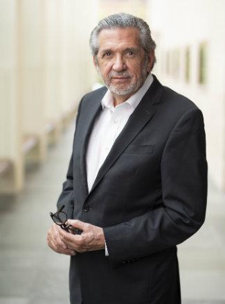 environmental photo of Mark Wait, dean of the Blair School of Music, emeritus, and Martha Rivers Ingram Dean's Chair, Emeritus