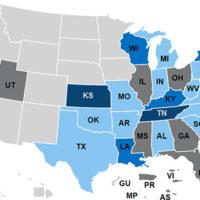 VUSN Executive Order Map