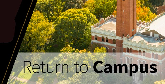 Vanderbilt to continue offering in-person classes and remote learning for the spring semester