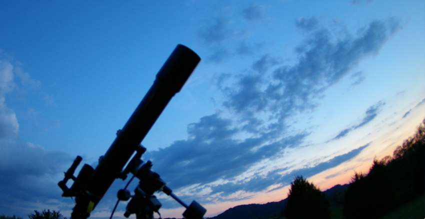 The virtual star party will be live-streamed from seven location across Tennessee from 8:30 to 10:30 p.m. on Friday, July 24.