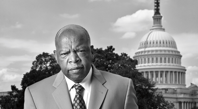 Learn about life and work of John Lewis in two titles from Vanderbilt University Press