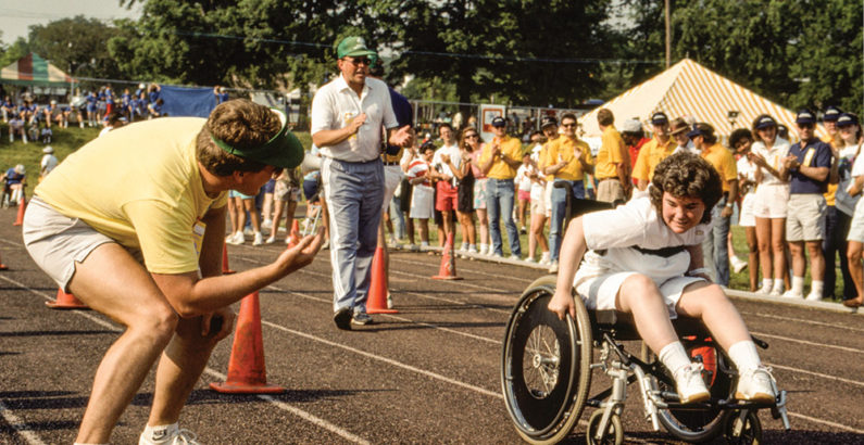 'Brave in the Attempt': The early history of Tennessee Special Olympics is closely tied to Peabody and Vanderbilt