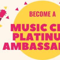 Become a Music City Platinum Ambassador