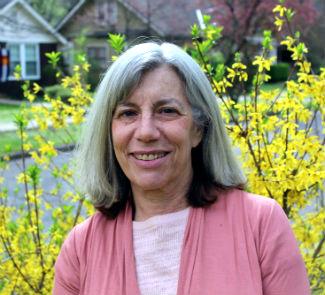 environmental photo of Arleen Tuchman