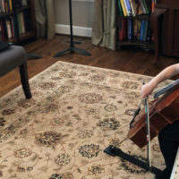 Private lessons through Blair Academy from the comfort of your home allow student and teacher to continue building skills and artistry. (Vanderbilt University)