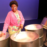 Osher Steel Drum Band will be offered to a small number of physically distanced students this fall (Vanderbilt University).
