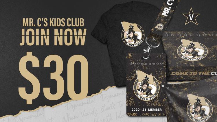 Mr. C Kids Club 2020-21