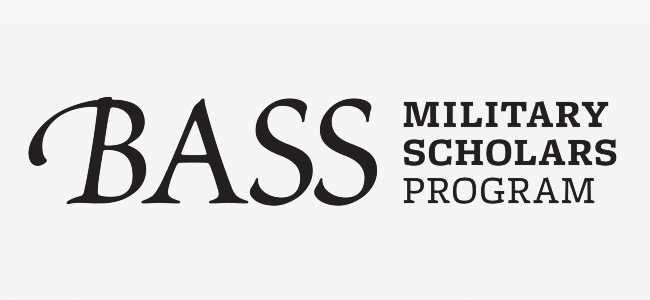 Nine students selected as newest cohort of Bass Military Scholars