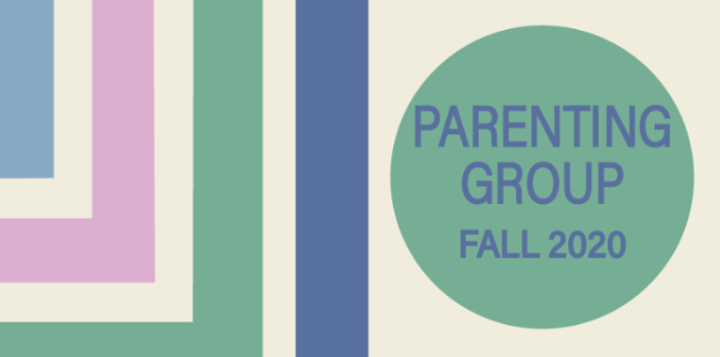 'Pandemic Parenting Check-in' topic of Parenting Group meeting on Dec. 4