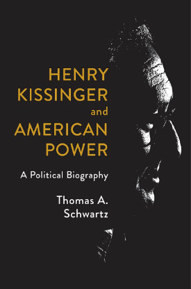 'Henry Kissinger and American Power' book jacket