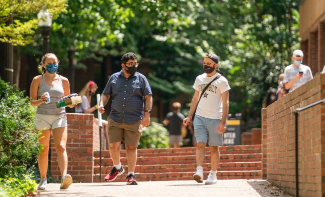 Diermeier, Wente urge Vanderbilt community to 'stay strong'