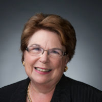 Linda Norman, Valere Potter Menefee Chair in Nursing and dean of the Vanderbilt University School of Nursing